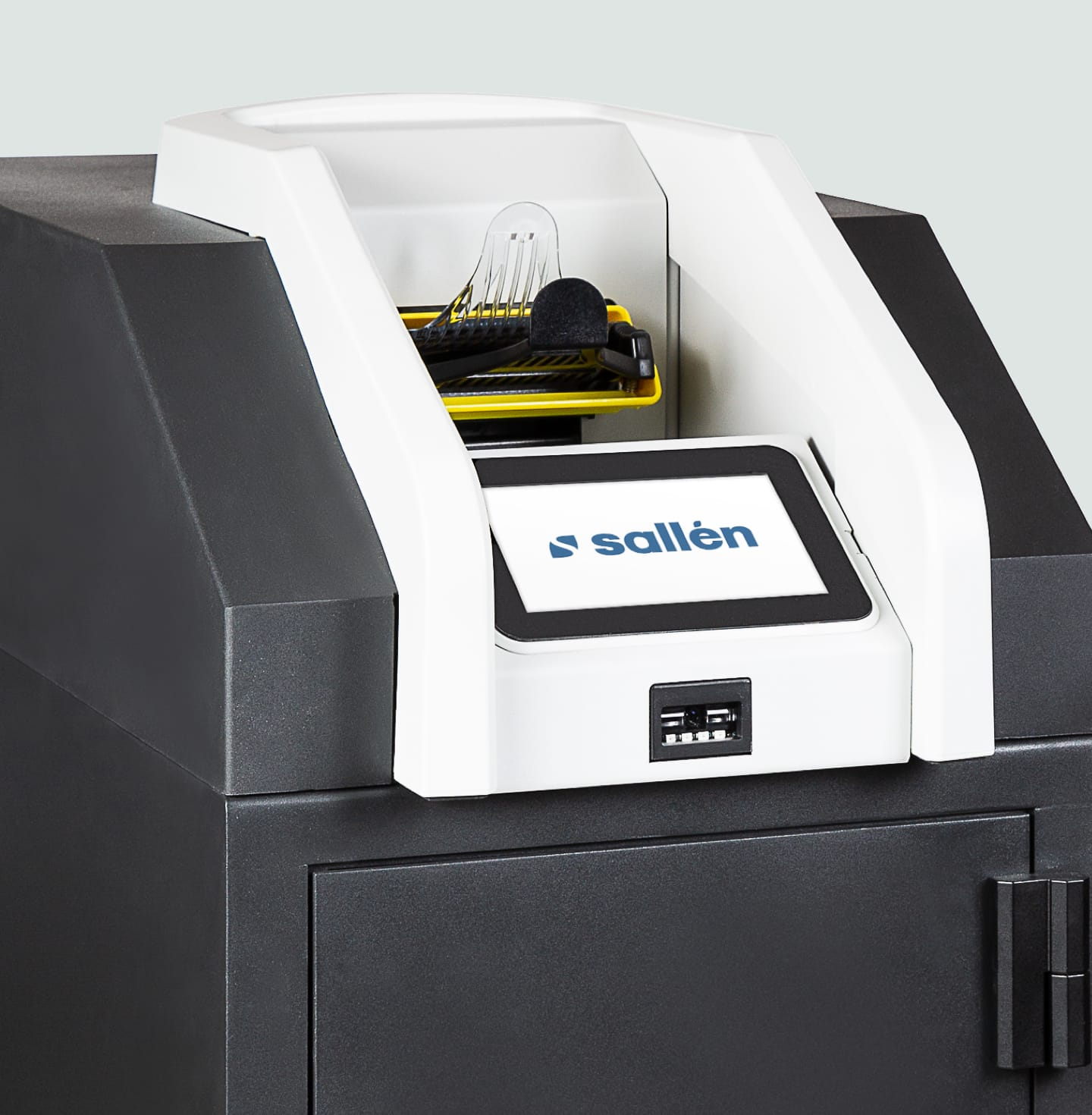 cash deposit - compact range